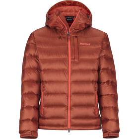 Marmot Ama Dablam Jacket Men dark rust